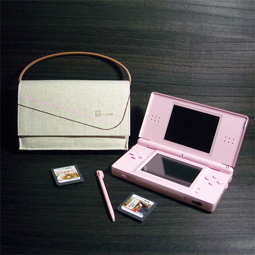 NINTENDO DS Lite ケース