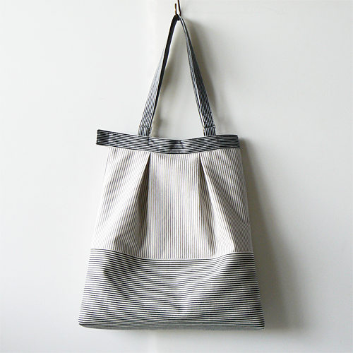 staana-hakama - ヒッコリーskirt