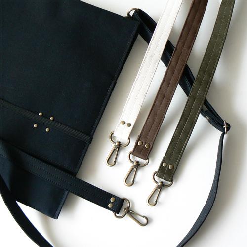 iPad 帆布10 ポケット用 ショルダーベルト