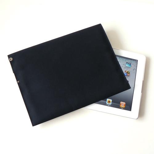 iPad 帆布10 クッションケース
