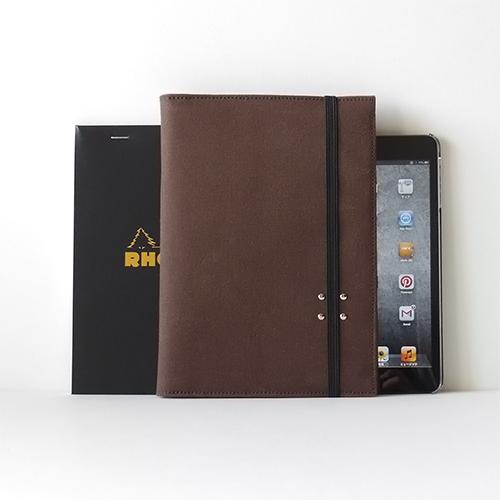 iPad mini + RHODIA No.16 帆布10ケース