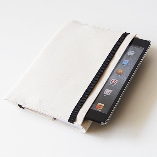 iPad mini + RHODIA No.16 + MOLESKINE 帆布10ケース