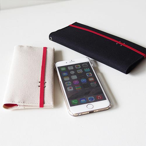 「iPhone 帆布10ケース」にiPhone6 / 6 Plusサイズを追加