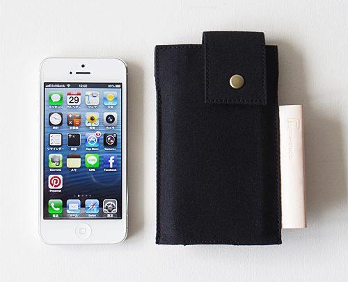 iPhone 帆布79 キャリングケース