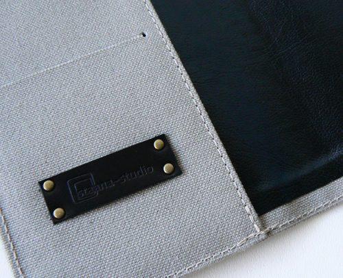 MOLESKINE 帆布10 ポケットシリーズ用カバー