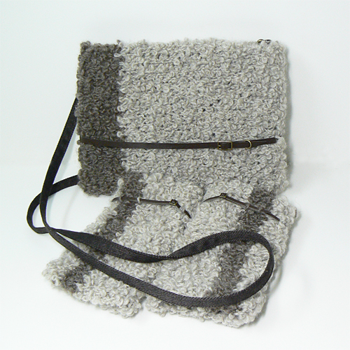 staana-puti - mocopocaミニバッグ