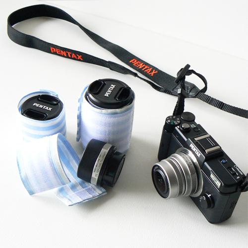 PENTAX Q 交換レンズ用ロールベルト