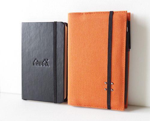RHODIA Webnotebook A6 帆布10カバー