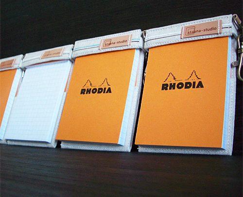 RHODIA No.11用カバー RHODIA-SACK 新発売
