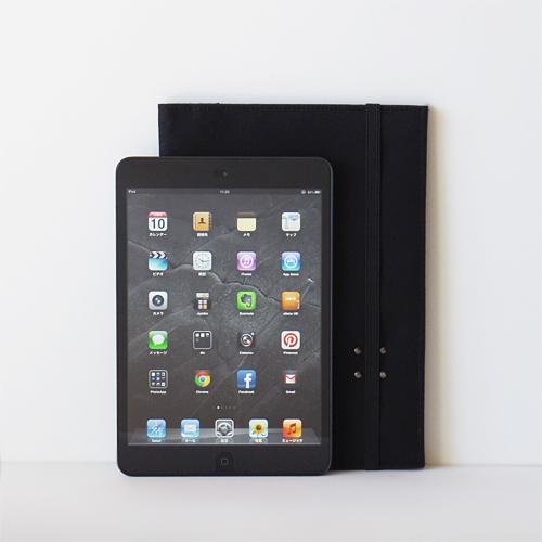 iPad mini + iPhone 帆布10ケース