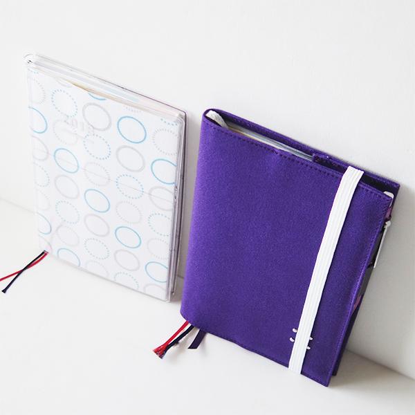 帆布10手帳カバー(ジブン手帳mini DIARY用)