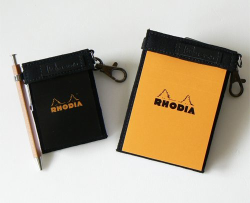 RHODIA No.10 / No.11 SACK - black